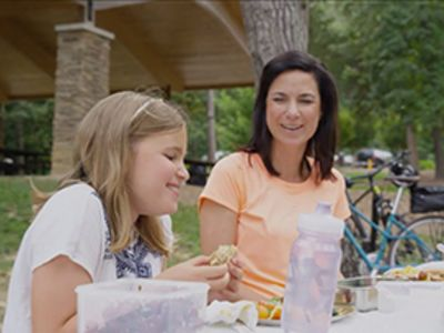 How to Prep and Pack for a Family Bike Picnic