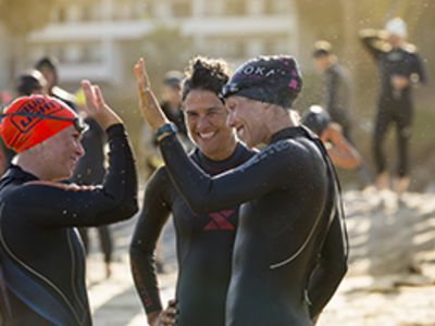 9 Tips for First-Time Triathletes