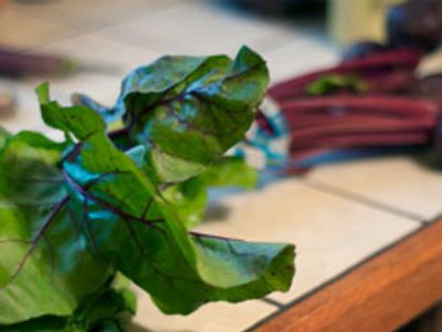 Triathlete Nutrition: 3 Simple and Delicious Beet Green Recipes