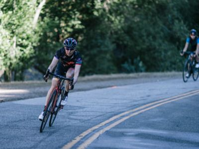 How to Attack Corners Faster on a Road Bike