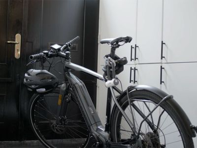 How to Lock an E-Bike