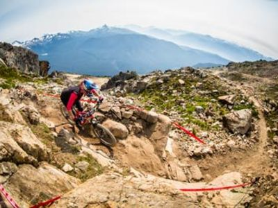 Race Report: Enduro World Series Whistler, BC, Canada