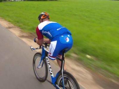 Edwin de Wolf - Paralympiër