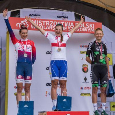Mistrzostwa Polski w kolarstwie szosowym 2017