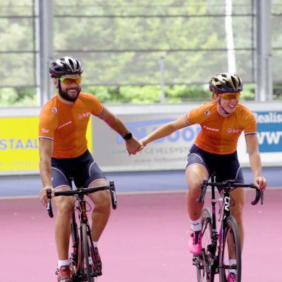 Giant en Liv blijven graag een steentje bijdragen aan de prestaties van de nationale selectie en aan de populariteit van het shorttrackschaatsen.