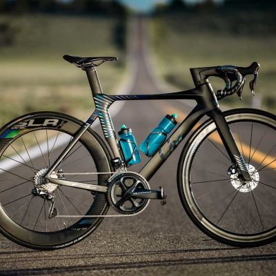 EnviLiv Advanced Pro Disc was released in September 2018, checking all the boxes for a perfectly speedy aero road race bike.