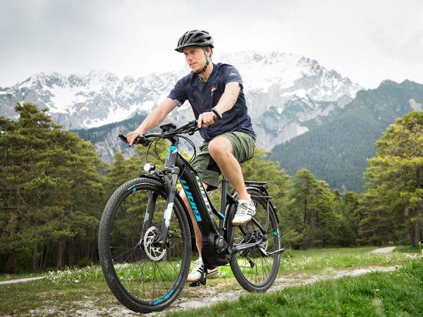 Peut-on faire de l'exercice avec un E-Bike ?