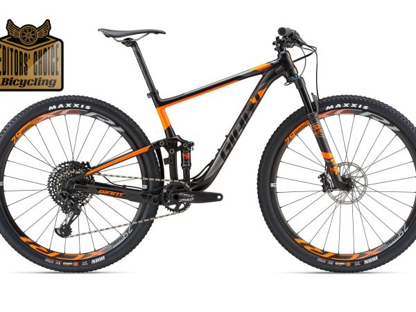 Anthem 29 Wins Bicycling Editors' Choice Award!