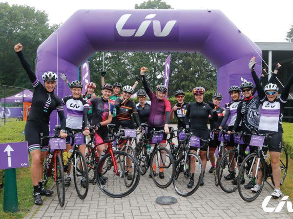 Hoe Liv met haar Women's Event fietsende vrouwen inspireert…
