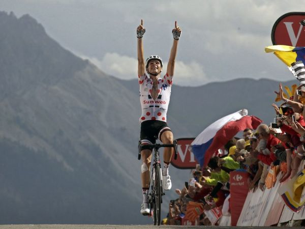 Barguil Wins on Final Tour de France Summit to extend KOM Lead!