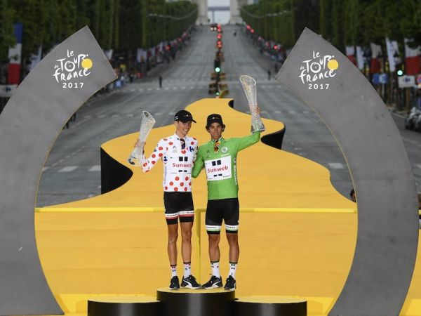 Team Sunweb Finishes Triumphant Tour de France!