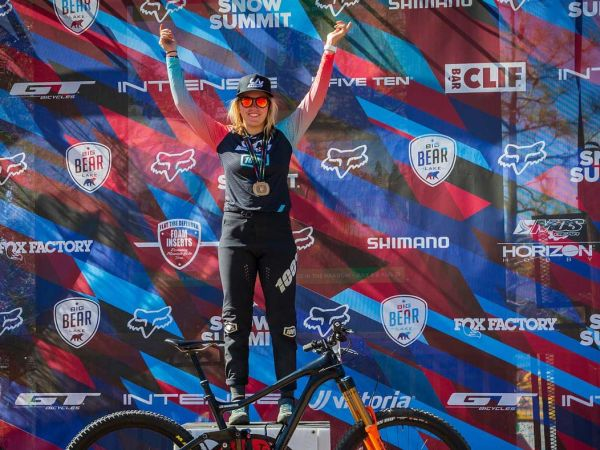 Naughton Wins EWS North American Se...