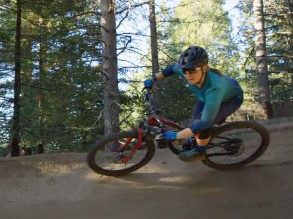 How to Ride Berms