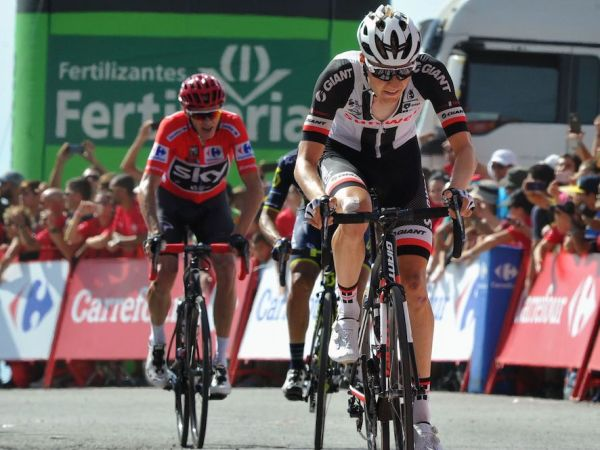 Kelderman Heads Into Vuelta's Final Week In 4th Overall!