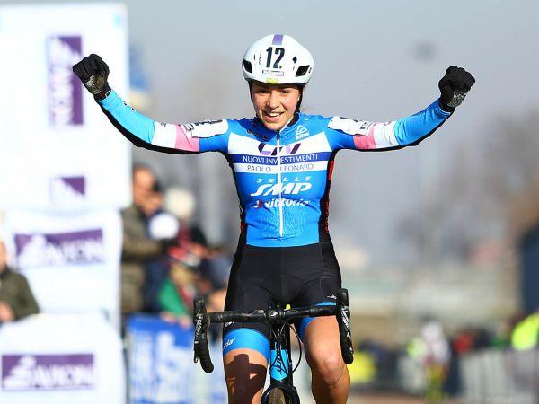 Campionato Italiano Ciclocross Milano: Sara Casasola conquista il tito...