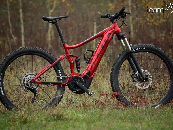 Team 29er: test roweru Stance E+ 2 ...