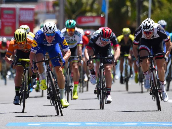 Bauhaus Sprints to Podium at Tour Down Under!