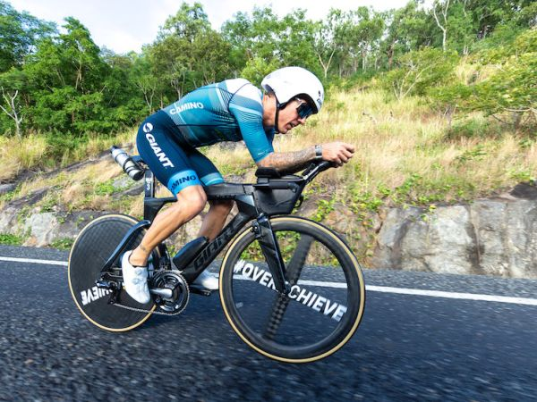 Van Berkel Makes Podium at Ironman Asia-Pacific Championships!