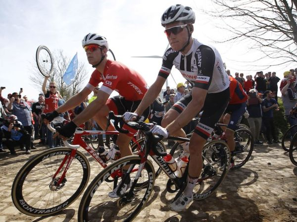 Strong Showing For Teunissen at Paris-Roubaix!