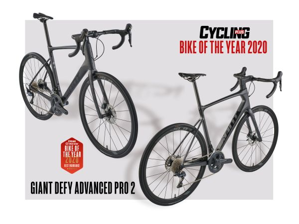 Defy Advanced Pro Wins Endurance Bike of the Year Award!