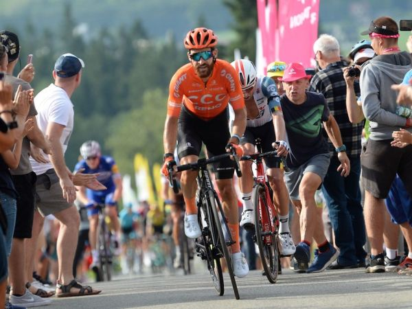Geschke Wins KOM Classification at Tour of Poland!