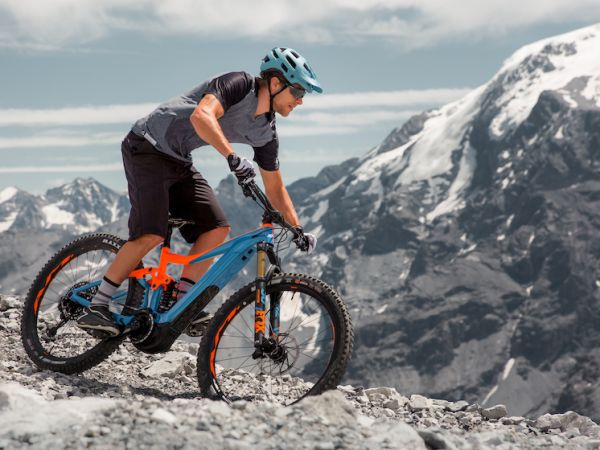 "Trance E+ SX Pro Earns Loam Wolf's ""Best Descending E-Bike"" Title!"