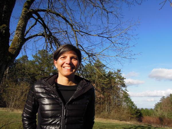 Rencontre avec Sandrine Koenig : Athlète XC VTTAE Liv