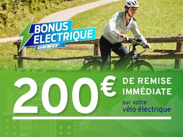 Bonus Electrique Liv 2020 - 200 Eur...