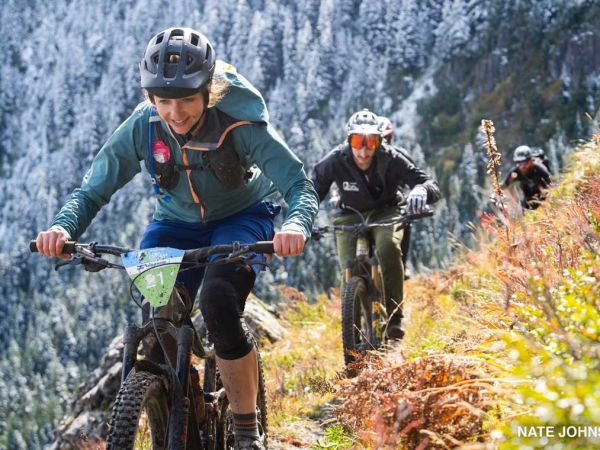 Surviving and Thriving at Trans-Cascadia: Multi-Day Adventure Enduro Race