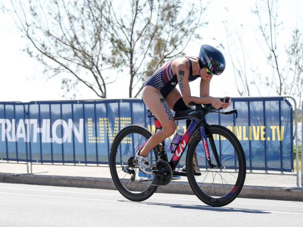Allysa Seely Crowned 2018 ITU World Champion!