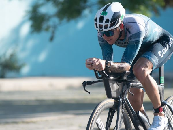 Van Berkel Lands Podium at Ironman 70.3 Philippines!