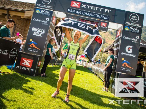 Lesley Paterson Wins XTERRA Pan Am Championship!