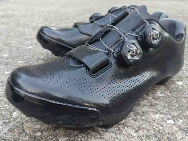 Gravel Cyclist Says Charge Pro Shoe...
