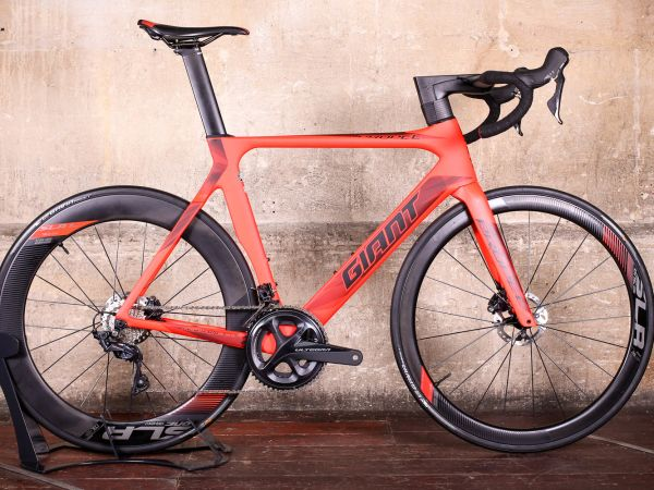 Strong Scores for Propel Advanced Disc in Road.cc Review!