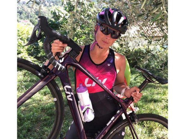 Morgane : son vélo, ses équipements