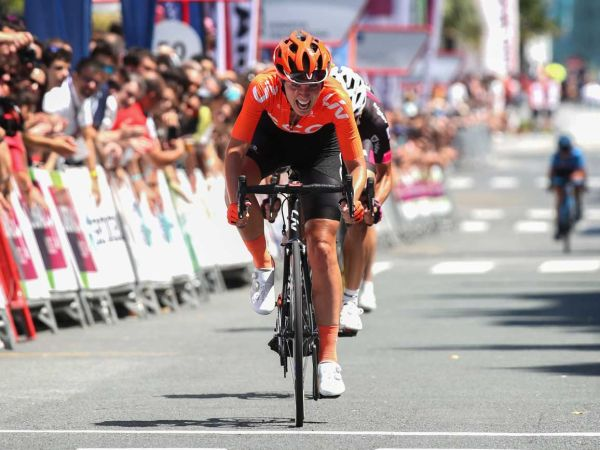 Pauliena Rooijakkers Sprints to Third at San Sebastian Classic!