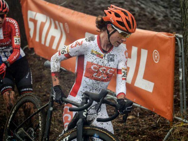 Marianne Vos 3ème à Hoogerheide, en route vers les Championnats du Mon...