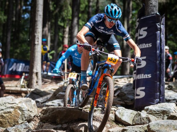 DH and XC Wins for Giant Factory Team Riders!