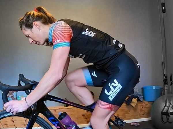 How to Get Started Riding Indoors with Zwift
