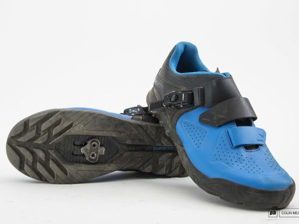 "Pinkbike: New Line Trail Shoe is a ""Solid Performer"""