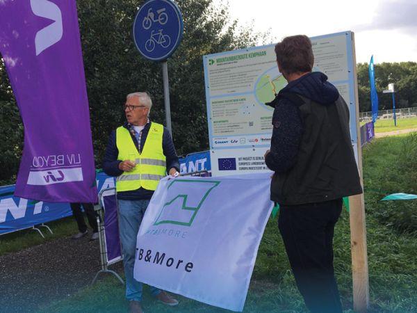 GIANT Track zet Flevoland nog duidelijker op mountainbikekaart