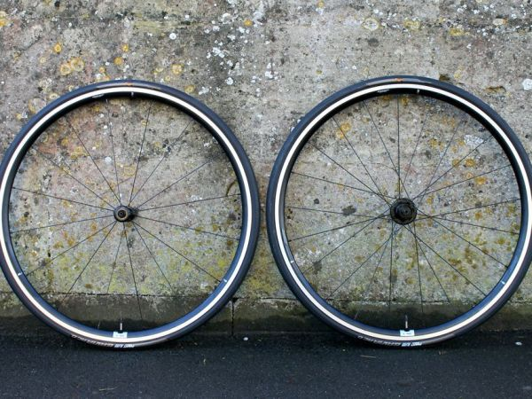Road Cycling UK Recommends Giant WheelSystem!