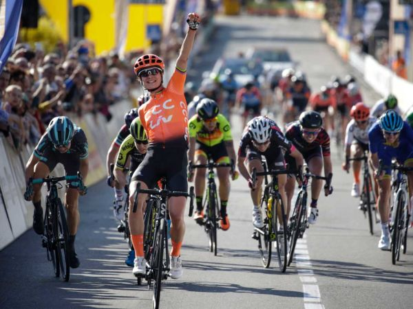 Vos Wins Trofeo Alfredo Binda!