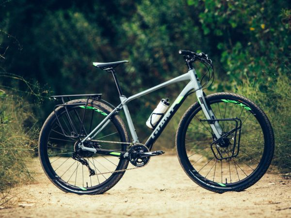 Adventure Cyclist Impressed with New ToughRoad SLR!