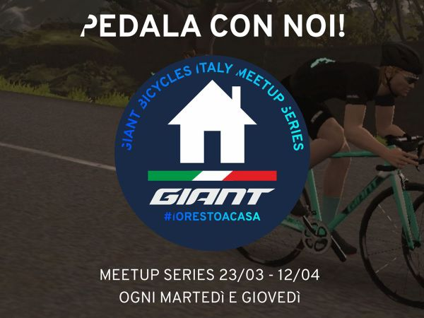 Giant Bicycles Italy Meetup Series
