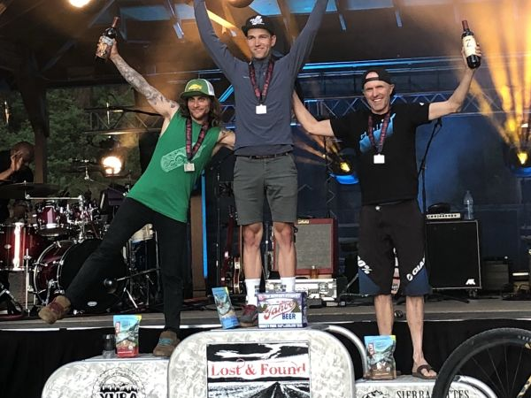 Decker Lands Podium at Lost and Found Gravel Grinder!