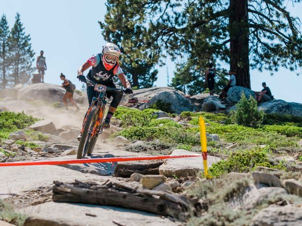 Isabella Naughton Scores Podium at California EWS Qualifier!