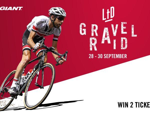 Win 2 tickets voor de LtD Gravel Raid!