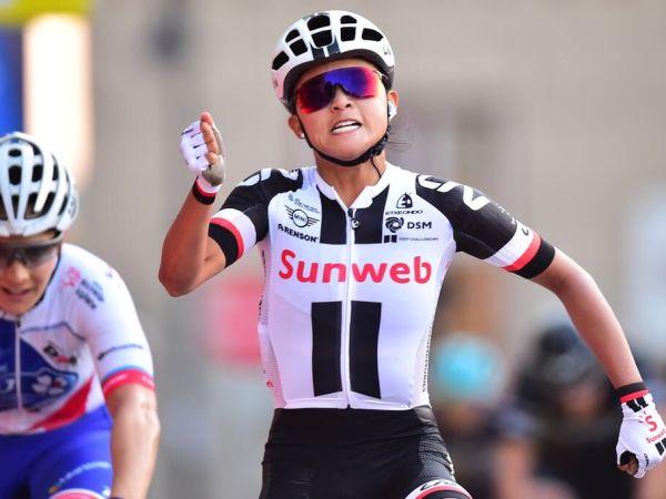 Team Sunweb Dominates Lotto Thüringen Stage 1!