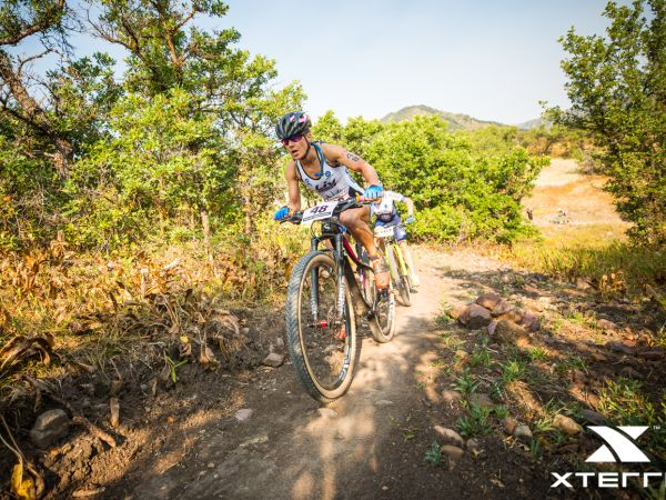 Lesley Paterson. Xterra Pan Am 챔피언쉽 우승!